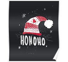 HO HO HO HO Poster