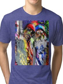 FREUNDZZZ Tri-blend T-Shirt