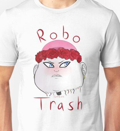 Android 19 : Robo Trash Unisex T-Shirt