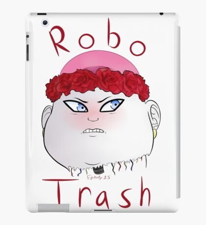 Android 19 : Robo Trash iPad Case/Skin