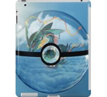 Rayquaza Pokeball iPad Case/Skin