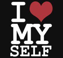 I love myself by WAMTEES