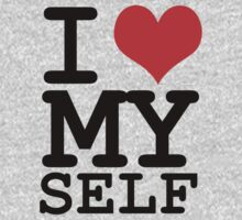 I love myself by WAMTEES