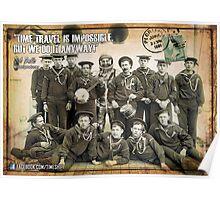 Glee 1896 USN Poster