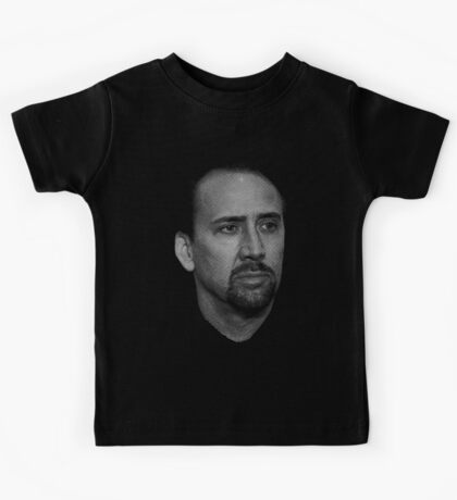 Lines of Cage Kids Tee