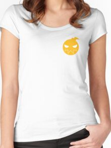 Soul Eater Evans Soul Women's Fitted Scoop T-Shirt