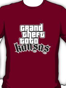 Grand Theft Toto - Kansas T-Shirt