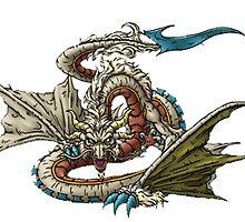 Dragon Quest  by xlaws32111