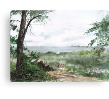 Plein Air 9 Canvas Print