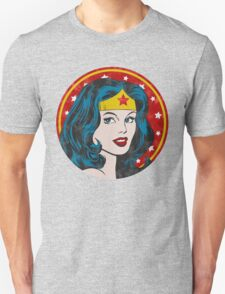 Princess Diana of Themyscira (Vintage) T-Shirt