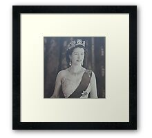 Queen  Framed Print