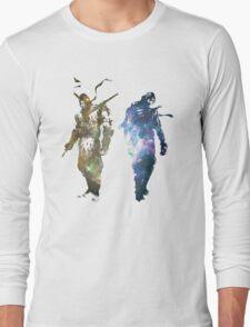 Eternal Enemies Long Sleeve T-Shirt