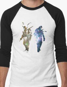 Eternal Enemies Men's Baseball ¾ T-Shirt