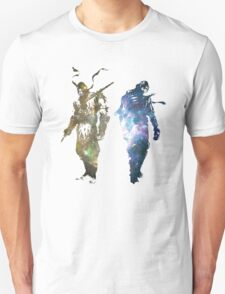 Eternal Enemies Unisex T-Shirt