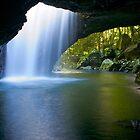 Natural Arch springbrook 2 by benjlynch