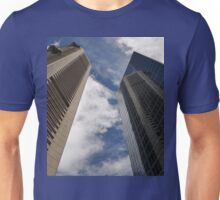 Reflections, From Martin Place, Sydney, Australia 2013 Unisex T-Shirt