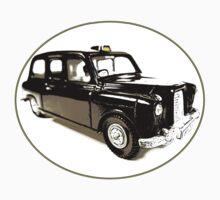 London Cab by Michael Gilbert