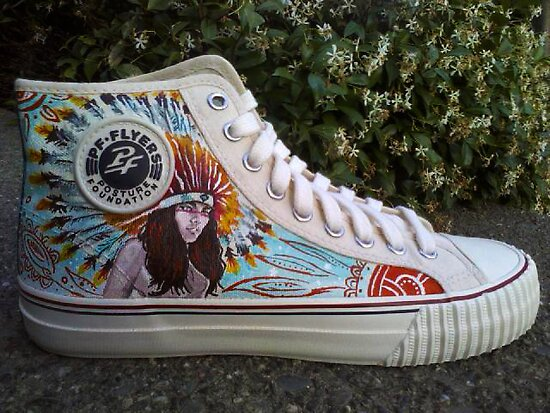 Native American Theme custom by colorblind