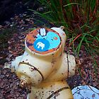 Elephant Fire Hydrant by missk8