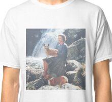 Queen & Corgis Classic T-Shirt
