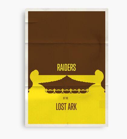 Raiders Canvas Print