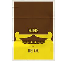 Raiders Photographic Print