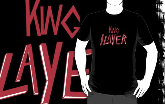 King Slayer (Jaime Lannister Shirt) by IG-HateyHate