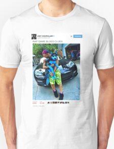 "Riff Raff Tweet ""Rap Game Blues Clues"" Unisex T-Shirt"