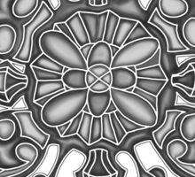 Byzantine Decoration  Sticker
