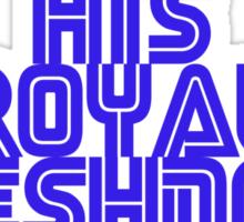 FRESHNESS  Sticker