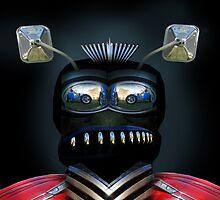 automaton by Matt Mawson
