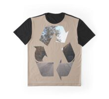 country road-autumn beauty Graphic T-Shirt