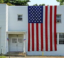 Patriotic little Building by henuly1