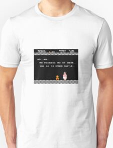 mario family guy Unisex T-Shirt