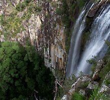 Minyon Falls by Steve Bass