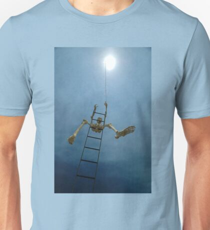 Stairway To Heaven? Sculptures By The Sea 2011 Unisex T-Shirt