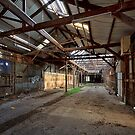 Old Tannery - Old Geelong Tannery by Hans Kawitzki