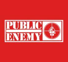 PUBLIC ENEMY TARGET HIP HOP Kids Clothes