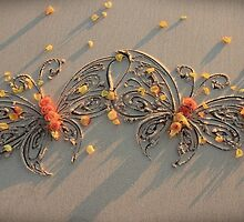 The Sunrise Butterflies by CarlyMarie