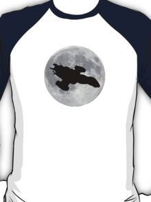 Serenity against the moon T-Shirt