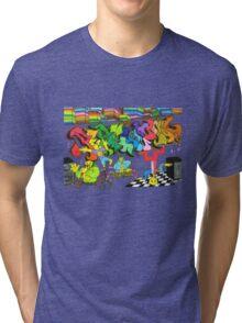 Percentum Hip-Hop Tri-blend T-Shirt