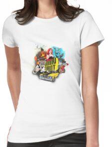 Jonny Tarot Womens Fitted T-Shirt