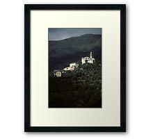 Sori Framed Print