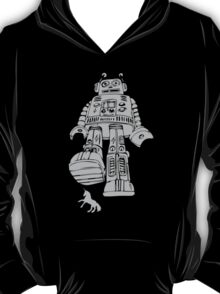 Robot Smashing T-Shirt