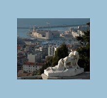 Jesus Sculpture, Fort Saint-Jean, Marseilles, France 2012 Unisex T-Shirt