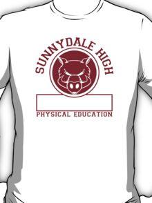 Sunnydale High PE T-Shirt