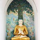 Buddha Statue by BengLim