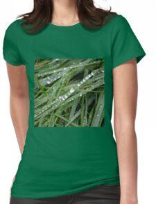 Drip Drip Drop Womens Fitted T-Shirt