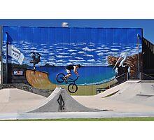 Mural, Batemans Bay, NSW, Australia 2013 Photographic Print