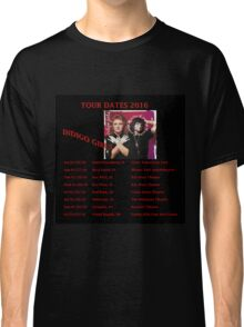 indigo girls tour dates 2016 Classic T-Shirt